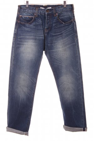 Zara Woman Jeans boyfriend blu stile boyfriend