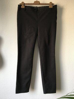 Zara Woman  Business Hose schwarz M Slim Fit