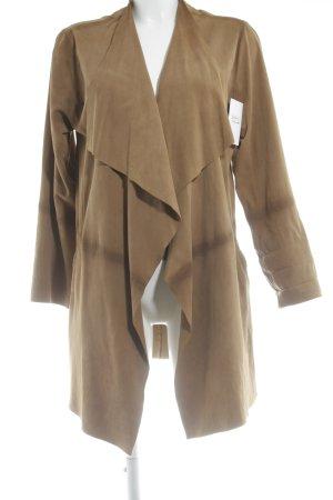 Zara Woman Cardigan camel Casual-Look