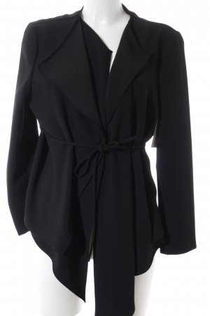 Zara Woman Cardigan schwarz Casual-Look