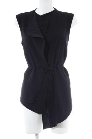 Zara Woman Cardigan zwart casual uitstraling
