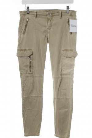 Zara Woman Cargohose beige Casual-Look