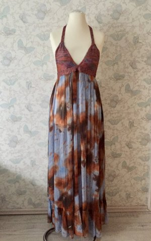 Zara Woman Hippie Dress multicolored