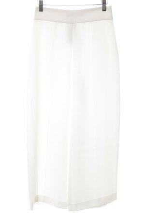 Zara Woman Culotte blanc élégant