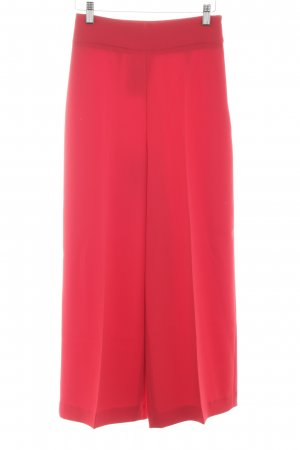 Zara Woman Culottes red casual look