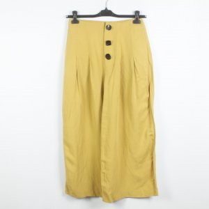 ZARA WOMAN Culottes Gr. M gemustert (19/06/128)