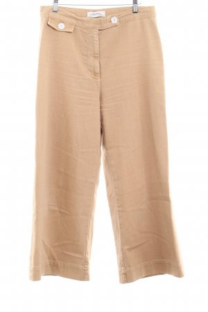 Zara Woman Pantalone culotte color carne stile hippie