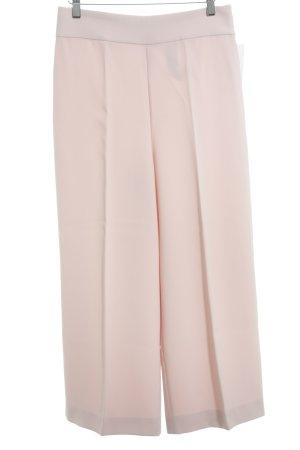 Zara Woman Pantalone culotte rosa pallido stile minimalista