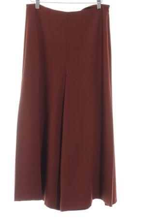 Zara Woman Culottes rostrot Elegant