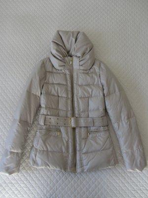 Zara Woman Down Jacket white