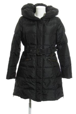 Zara Woman Down Coat black casual look