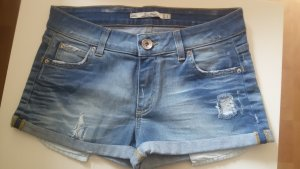 Zara  Woman Denim Shorts Gr. 38 - eher 36