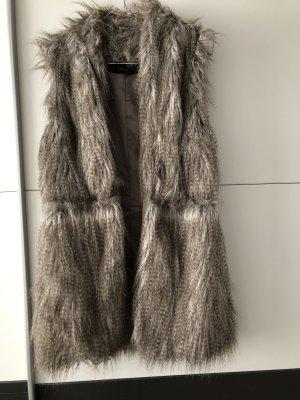 Zara woman Fox fur west