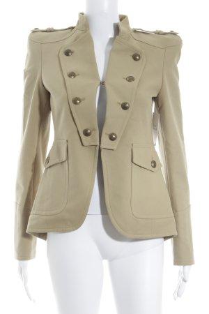 Zara Woman Frack camel extravaganter Stil