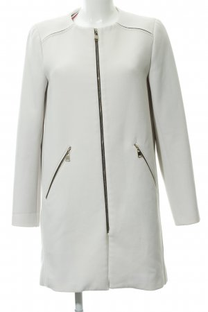 Zara Woman Frock Coat cream elegant