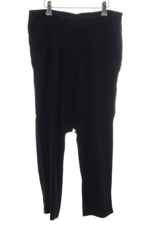 Zara Woman Harembroek zwart casual uitstraling