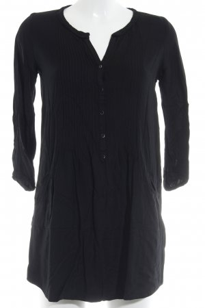 Zara Woman Shirtwaist dress black casual look