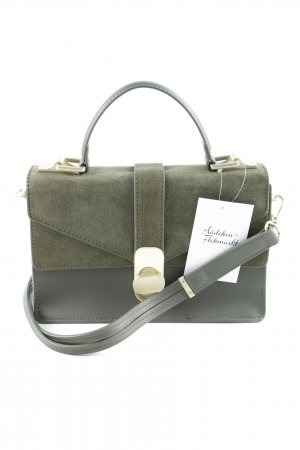 Zara Woman Carry Bag khaki classic style