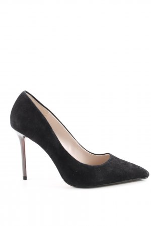 Zara Woman High Heels schwarz Business-Look