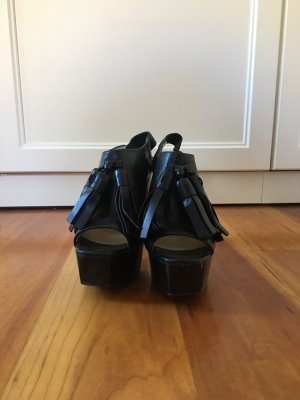 ZARA woman High Heels / Burberry style