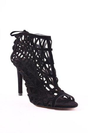 Zara Woman High Heels schwarz Party-Look