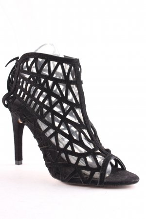 Zara Woman High Heels schwarz Party-Look