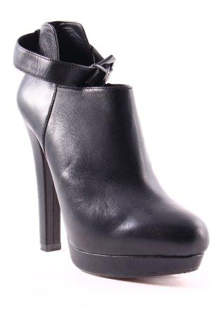Zara Woman High Heels schwarz Street-Fashion-Look