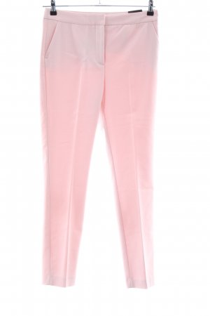 Zara Woman High-Waist Hose pink Business-Look