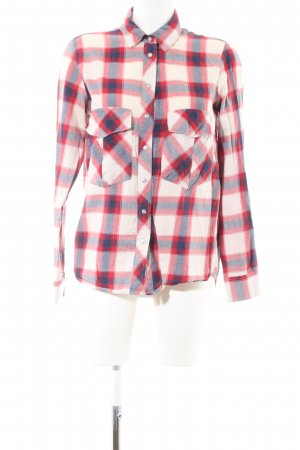Zara Woman Lumberjack Shirt check pattern casual look