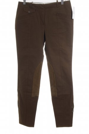 Zara Woman Low-Rise Trousers green grey-olive green casual look