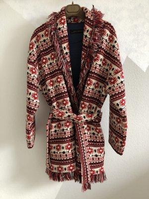 Zara Wraparound Jacket multicolored
