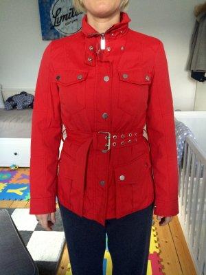Zara Jacket red