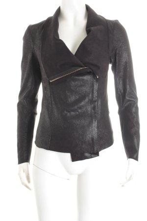 Zara Woman Jacke schwarz Casual-Look