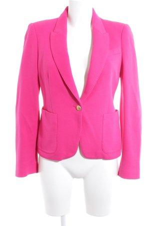Zara Woman Jerseyblazer pink extravaganter Stil