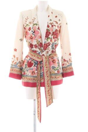 Zara Woman Kimono stampa integrale elegante