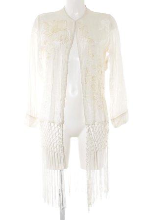 Zara Woman Kimono cream Boho look