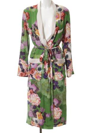 Zara Woman Kimono multicolore stile stravagante