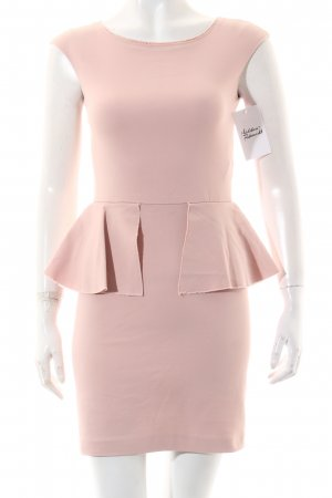 Zara Woman Kleid rosa Party-Look