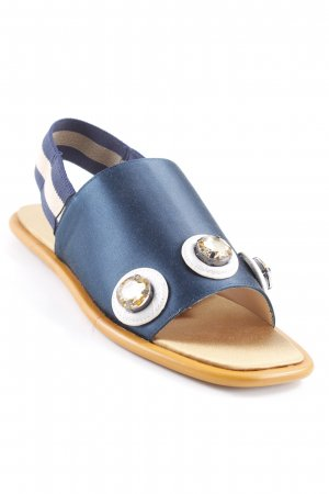 Zara Woman Comfort Sandals multicolored street-fashion look
