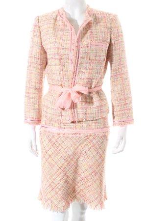 Zara Woman Kostüm mehrfarbig klassischer Stil