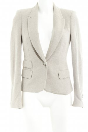 Zara Woman Short Blazer flecked business style