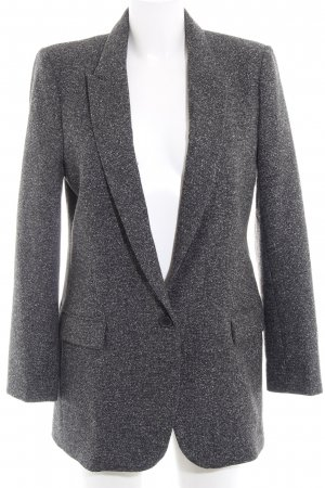 Zara Woman Kurz-Blazer meliert Business-Look
