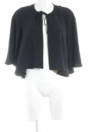 Zara Woman Short Blazer black elegant