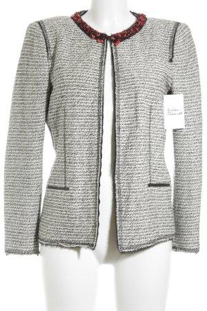 Zara Woman Kurzjacke mehrfarbig Elegant