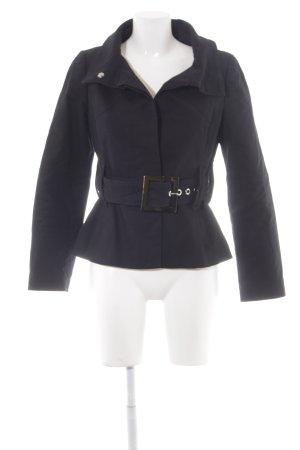 Zara Woman Kurzjacke schwarz Casual-Look