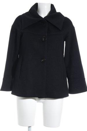 Zara Woman Kurzjacke schwarz klassischer Stil
