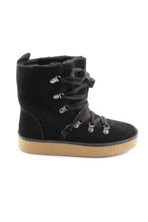 Zara Woman Short Boots black casual look