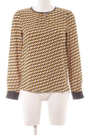 Zara Woman Manica lunga stampa integrale stile stravagante