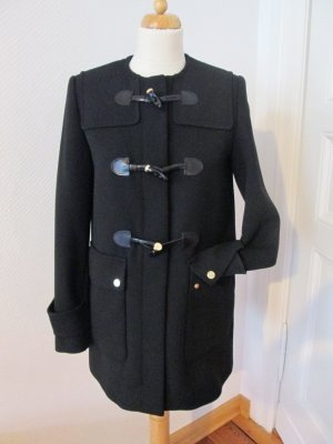 Zara Woman Mantel Dufflecoat/Trenchcoat Übergangsmantel Gr.M neuwertig