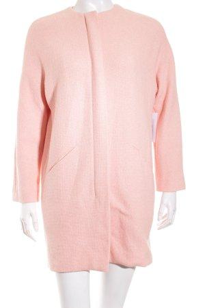 Zara Woman Mantel rosa Elegant